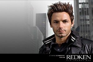 Get A New Hairstyle With Redken For Men   SLXS -- Lifestyle & Travel ...