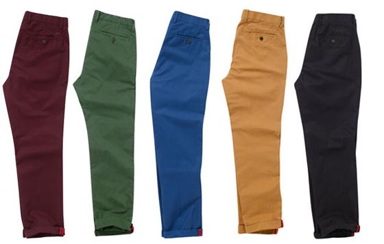 Multi Colored Skinny Jeans
