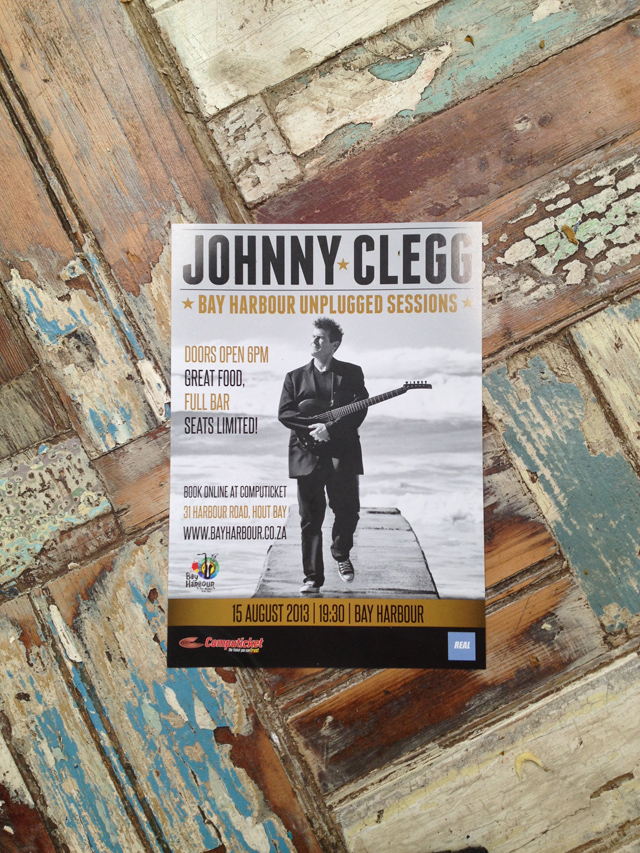 johnny clegg bay harbour