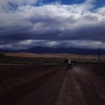 'The lost roads' I'm happiest when on the move, and the dirt roads of the #AbsaCapeEpic were spectacular
